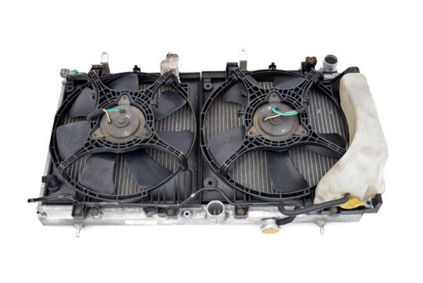 oryginalny zbiorniczek wyrównawczy z Subaru Imprezy WRX STI 2003 JDM nr OEM 45150FE000