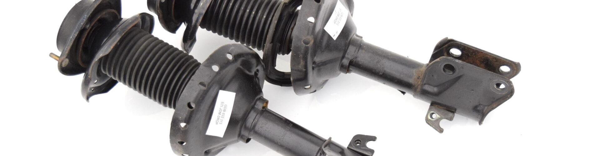 Amortyzatory przednie z Subaru Imprezy WRX STI 2004 wersja JDM OEM 20311FE800 20311FE810