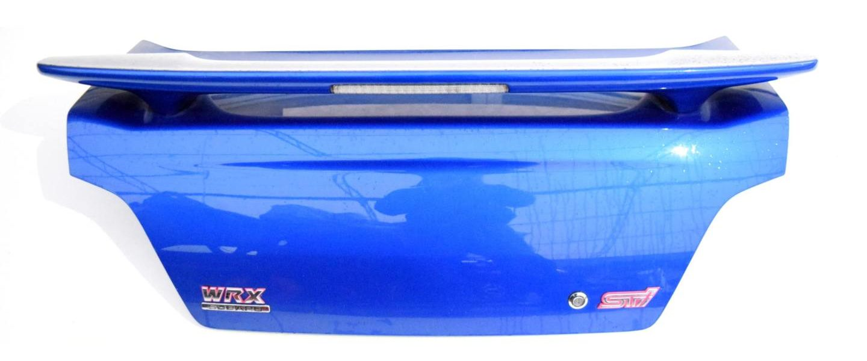 Klapa tylna + spoiler Subaru Impreza WRX STI 2001-2007 02C oem 57509FE011