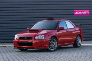 Subaru Impreza STI Spec C Type RA Nurburgring Edition 2004