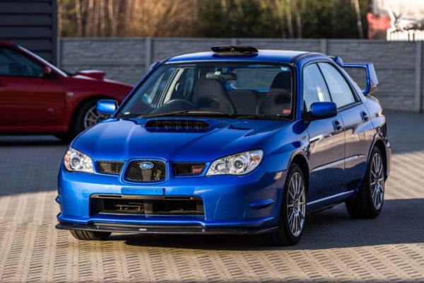 Subaru Impreza STI Spec C Type RA 2005
