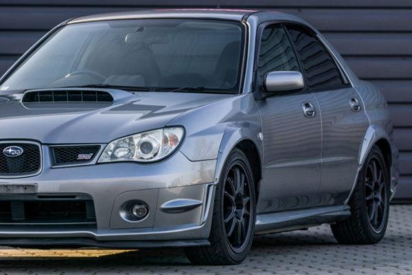 sprzedajemy Subaru Impreza WRX STI A-Line 2006