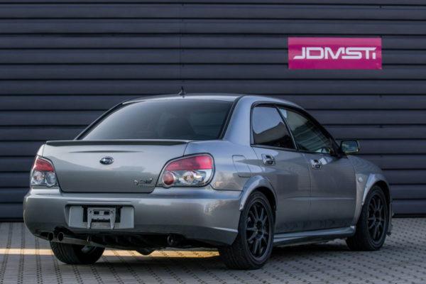 unikatowy samochód jakim jest Subaru Impreza WRX STI A-Line 2006
