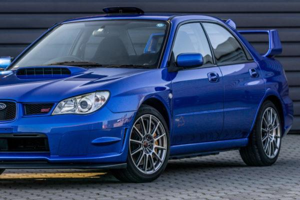 Subaru Impreza STI Spec C Type RA 2005 otomoto