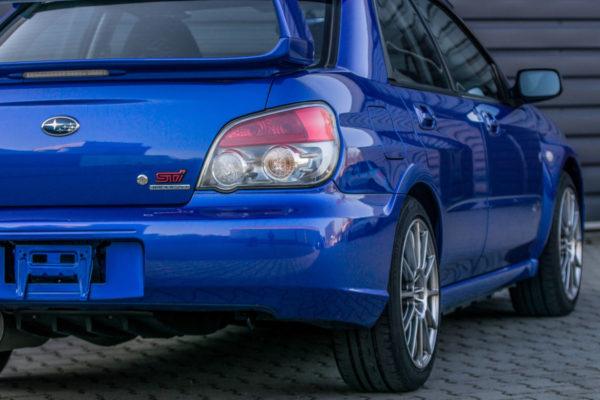 lubelskie Subaru Impreza STI Spec C Type RA 2005