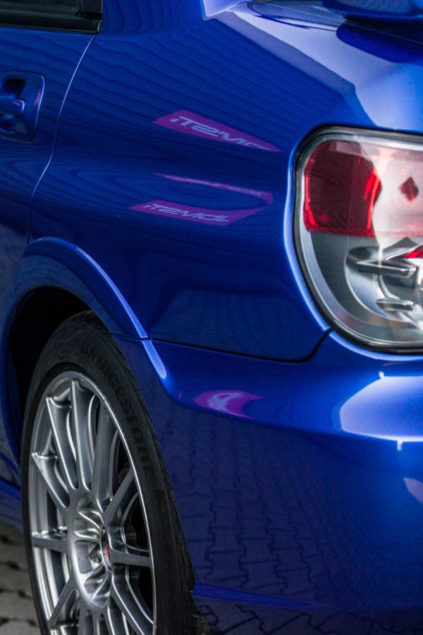 kujawskie Subaru Impreza STI Spec C Type RA 2005