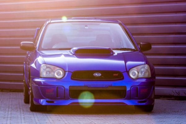 Subaru Impreza STI Spec C 2004 JDMSTI