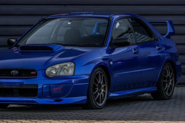 sprzedam Subaru Impreza STI Spec C 2004