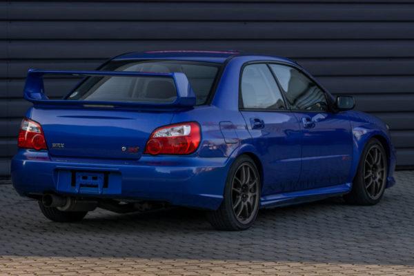 na sprzedaż Subaru Impreza STI Spec C 2004