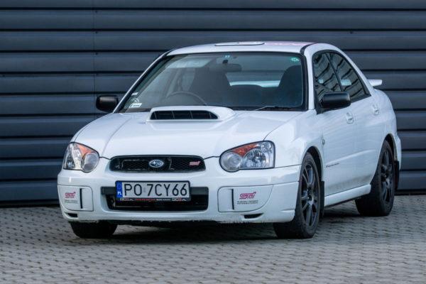 Subaru Impreza STI Spec C 2003 sprzedaż