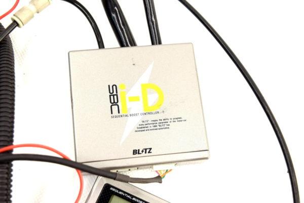 Używany Blitz SBC ID boost controller Subaru Impreza WRX STI