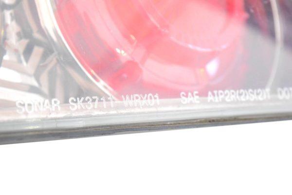 Lampy tylne Subaru Impreza WRX STI 2001-2002 JDM