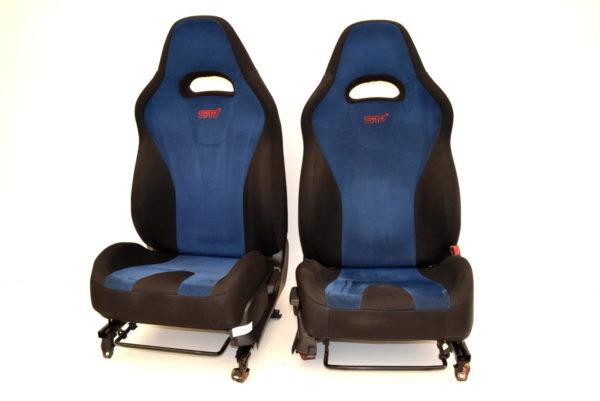 Używane fotele kanapa Subaru Impreza WRX STI 2001-2007 JDM