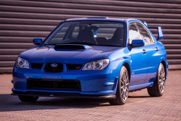 Subaru Impreza STI Spec C Type RA 2005 Wrocław
