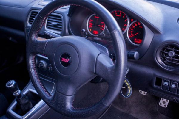 sprzedawca Subaru Impreza STI Spec C Type RA 2005