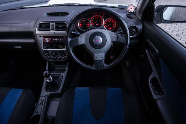 Subaru Impreza STI Spec C 2003 allegro