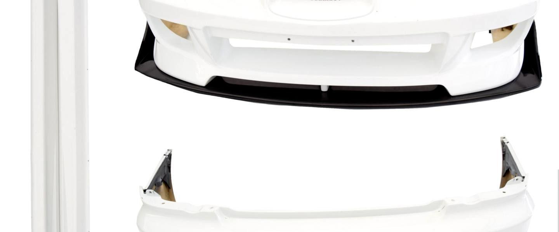 Body kit Subaru Impreza WRX STI 2005-2007   JDMSTI.COM