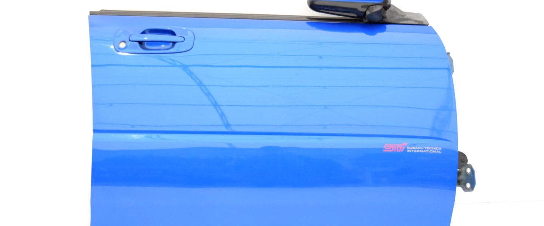 Drzwi tylne prawe 02C Subaru Impreza WRX STI 2001-2007