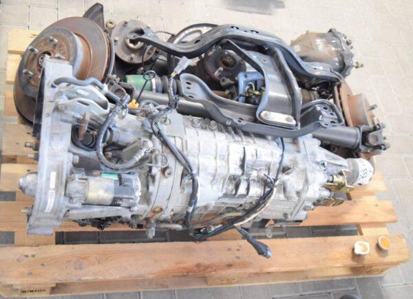 uzywana skrzynia biegow 6MT swap DCCD Subaru Impreza WRX STI 2005 GT 94-00