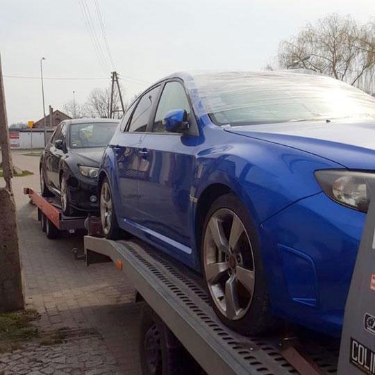 Subaru Impreza GH STI JDM twinscroll