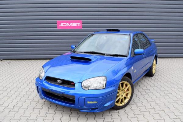 Subaru Impreza WRX STI Spec C WR Limited 2004