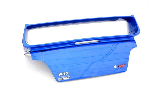 Klapa tylna + spoiler Subaru Impreza WRX STI 2001-2007 02C