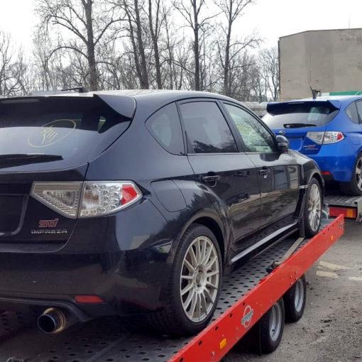 Subaru Impreza GH STI JDM z silnikiem 2.0 twinscroll