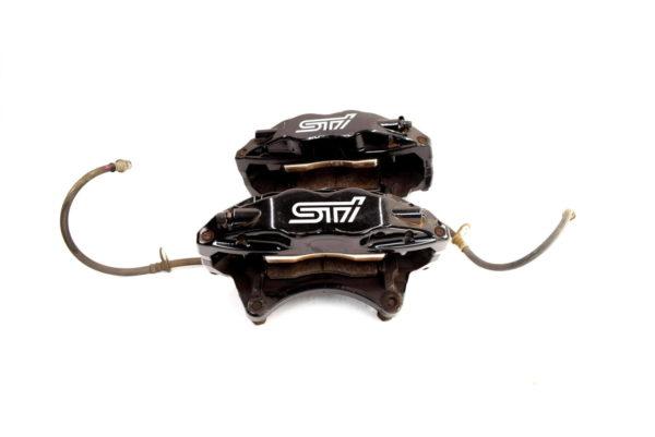 Zaciski hamulcowe przednie Brembo Subaru Impreza STI 2008-2013