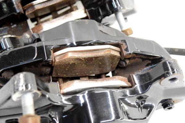 Zaciski hamulcowe tylne Brembo Subaru Impreza STI 2001-2013
