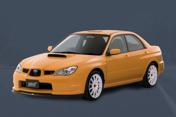 Subaru Impreza WRX STI Spec-C Type RA-R 2005