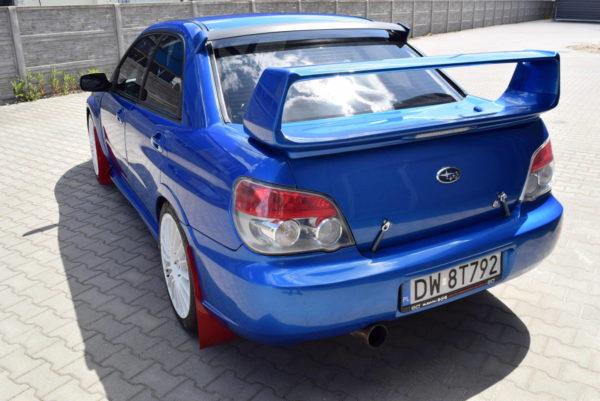 Subaru Impreza STI 2006 ej207 JDM SPEC sprzedam