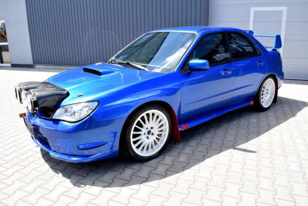 Subaru Impreza STI 2006 ej207 JDM SPEC kupie