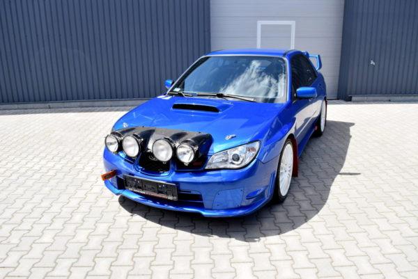 Subaru Impreza STI 2006 ej207 JDM SPEC na sprzedaż
