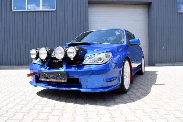 Subaru Impreza STI 2006 ej207 JDM SPEC sprzedaż