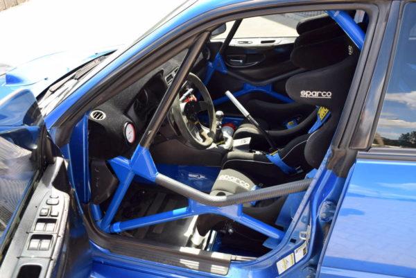 Subaru Impreza STI 2006 ej207 JDM SPEC wersja rajdowa