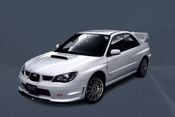 Subaru WRX STI Spec-C Type-RA 2005
