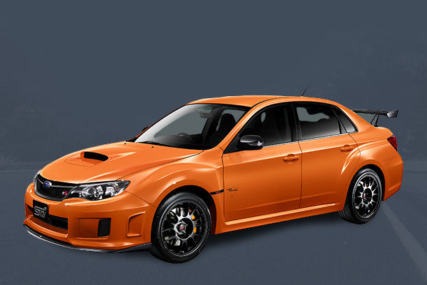 Subaru Impreza WRX STI Spec C Type-RA