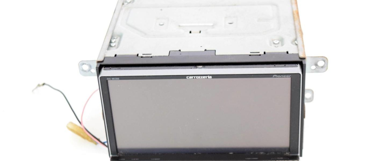 Radio nawigacja Pioneer Carrozzeria AVIC-HRZ88 JDM Subaru Impreza WRX STI 2001-2007
