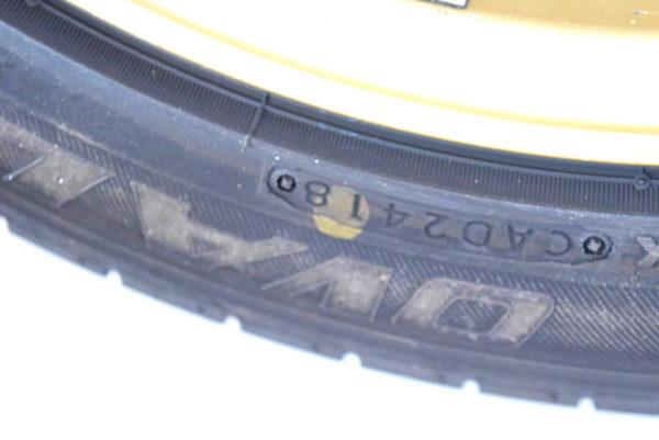 Felgi 17' Speedline 5x100 opony Firehawk Subaru Impreza WRX 2001-2004