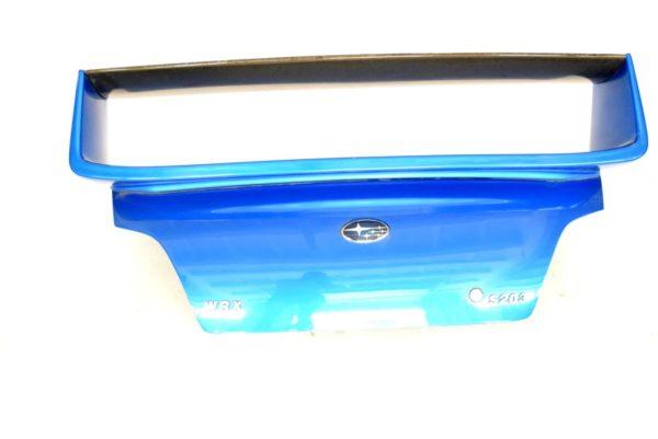 Klapa tylna + spoiler WRC Subaru Impreza WRX STI 2001-2007 02C