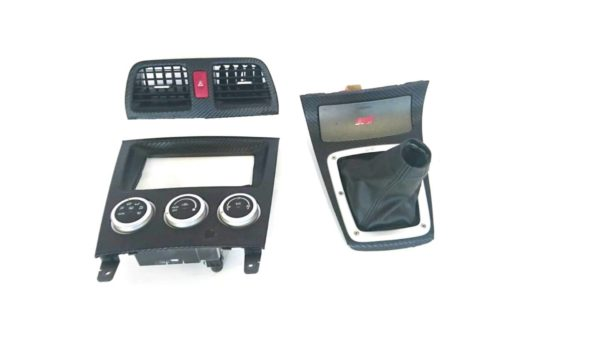 Panel sterowania nawiewem kratki obudowa lewarka Subaru Impreza WRX STI JDM 2005-2007 A-line
