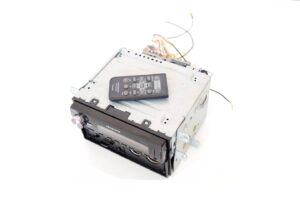 uzywane Radio Pioneer Carrozzeria MVH-7200 JDM Subaru Impreza WRX STI 2001-2007