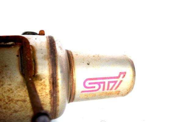 Tłumik końcowy STI Genome Subaru Impreza WRX STI 2001-2007 JDM