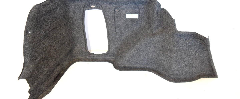 Osłona wewnętrzna bagażnika Subaru Impreza WRX STI 2001-2007