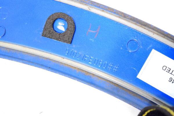 Listwa poszerzająca tylnego błotnika prawego Subaru Impreza STI 05-07 02C