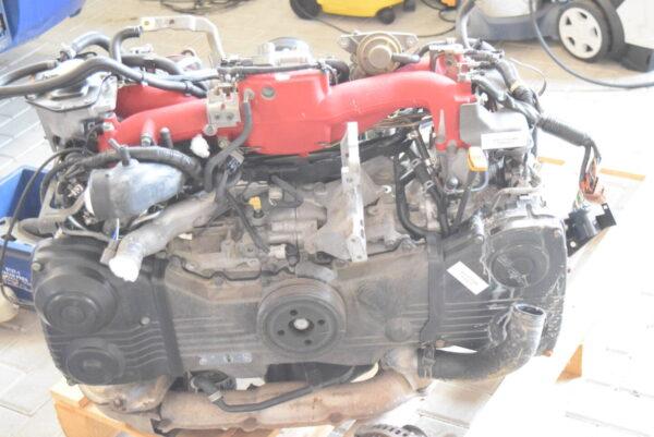 oryginalny silnik EJ207 Impreza STI 2.0 JDM