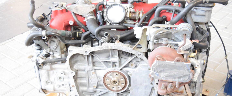 Silnik EJ207 Impreza STI 2.0 JDM