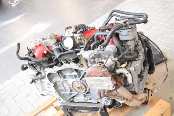 uzywany Silnik EJ207 Impreza STI 2.0 JDM prosto z japonii