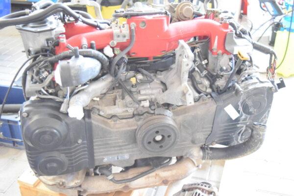 uzywany oryginalny Silnik EJ207 Impreza STI 2.0 JDM