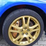 Subaru Impreza WRX STI JDM 2001 sprzedaz